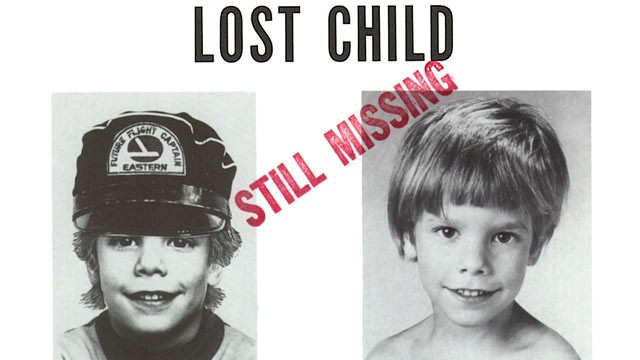 PHOTO: Poster provided by Stanley K. Patz shows a flyer distributed by the New York Police Department of Patz's son Etan who vanished on May 25, 1979, and has never been found.