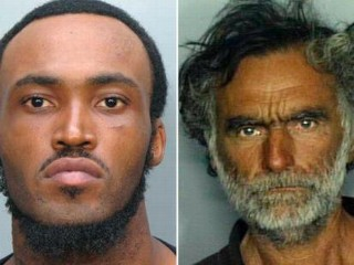Miami Cannibal Told Victim, 'I'm Going to Kill You'
