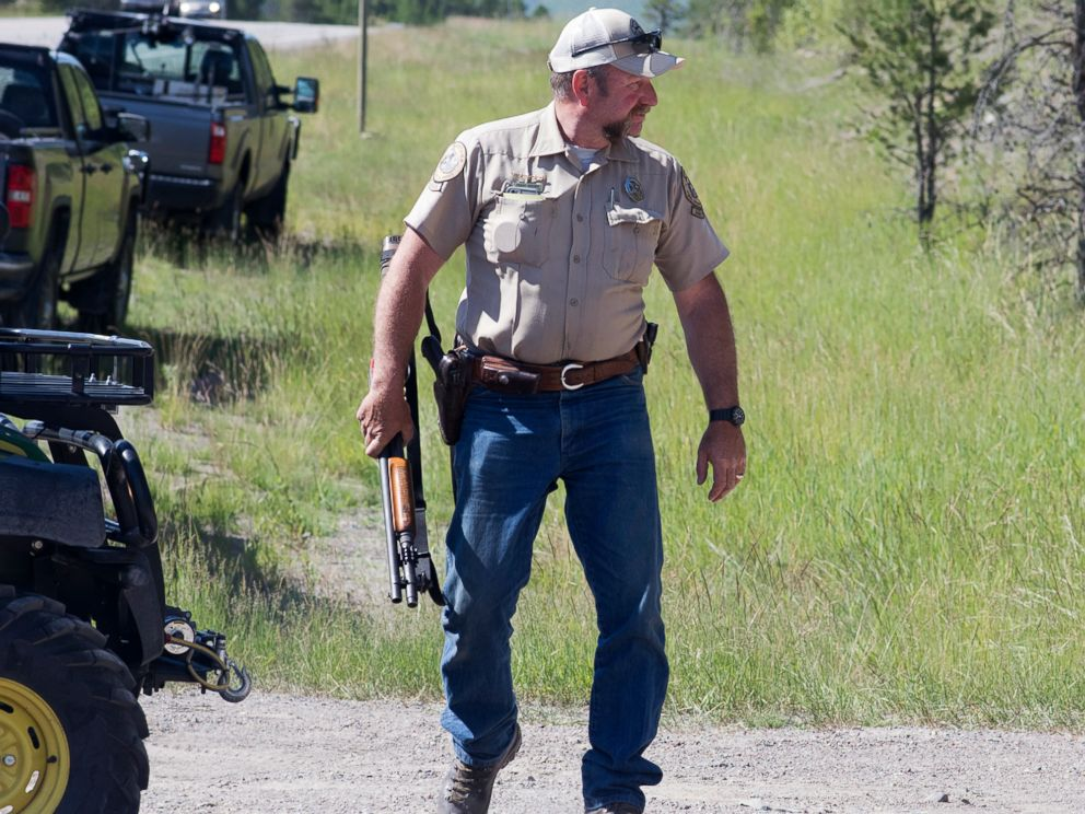 Family of montana man killed in grizzly bear attack speaks for Wildlife fish and game