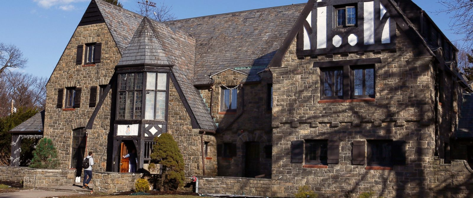 PHOTO: Members of Penn States Kappa Delta Rho fraternity chapter are now under criminal investigation, according to authorities, for allegedly maintaining a private Facebook page that featured pictures of nude, unconscious women.