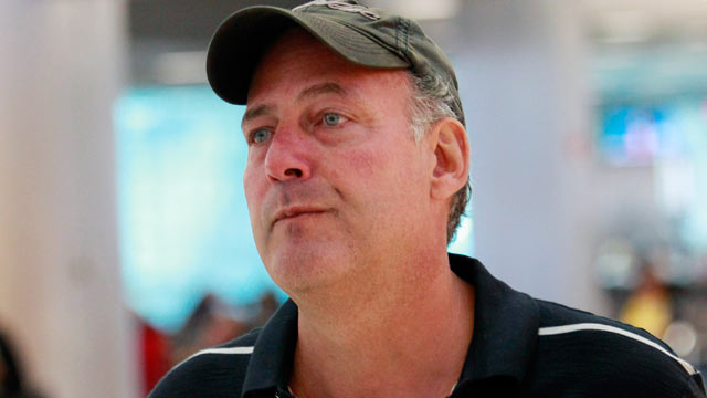 PHOTO: Gary Giordano is seen atthe Miami Airport in this Nov. 30, 2011 file photo.