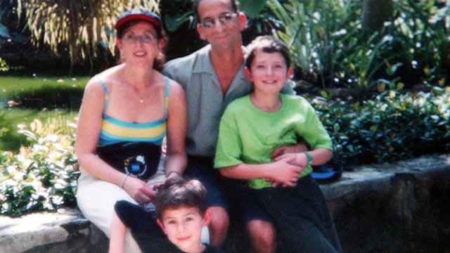 PHOTO: Judith Weinstein, Gary Weinstein, their children, Alex, 12, and Samuel, 9 are shown in this undated family handout.