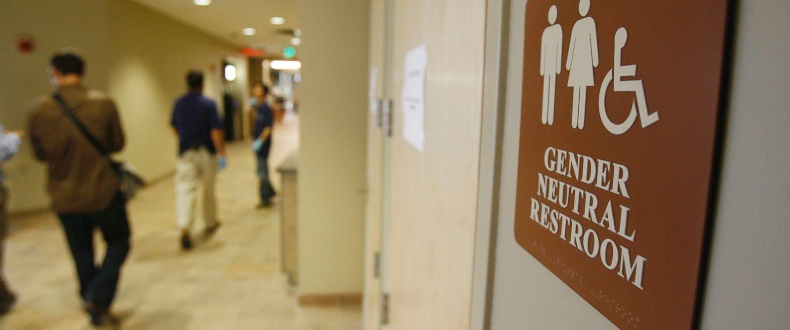 white house makes 1st gender-neutral bathroom available - abc news