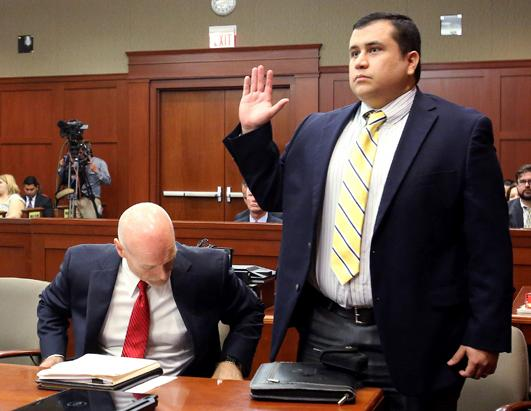 George Zimmerman Story in Pictures