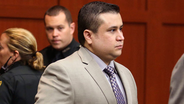 PHOTO: George Zimmerman arrives in Seminole circuit court for a hearing, in Sanford, Fla., June 6, 2013.