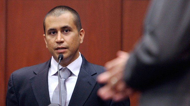 George Zimmerman's Bond Revoked