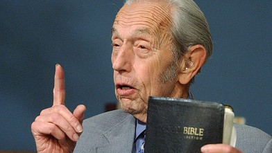 PHOTO: Harold Camping