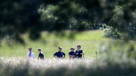 ap hoffa search tk 130617 wblog The Hoffa Body Is in That Field   No Doubt About It, Attorney Says of Search Site