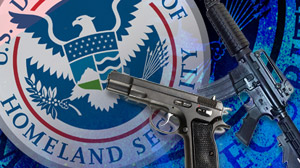 According to the Department of Homeland Security?s inspector general, the agency lost more than 200 guns in fiscal years 2006 through 2008.