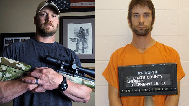 PHOTO: Chris Kyle, former Navy SEAL and author of the book