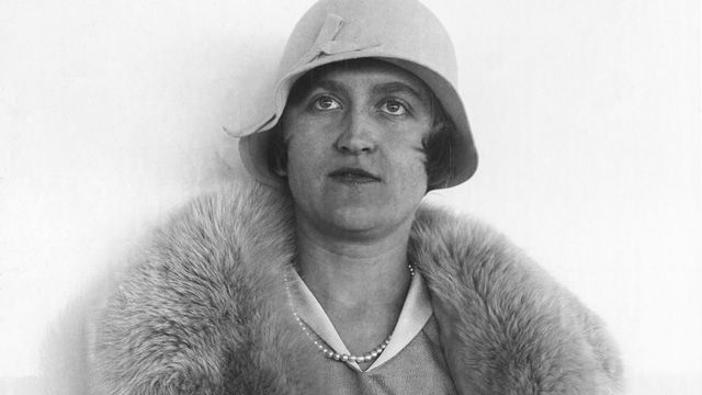 PHOTO: Mrs. Huguette Clark Gower, daughter of the late Senator William A. Clark of Montana, copper magnate, who was granted a divorce from William MacDonald Gower in Reno, Nevada Aug. 11, 1930, on grounds of desertion.