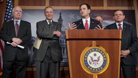 ap immigration reform mi 130128 wblog Nightline Daily Line, Jan. 28: Senators Reach Immigration Agreement