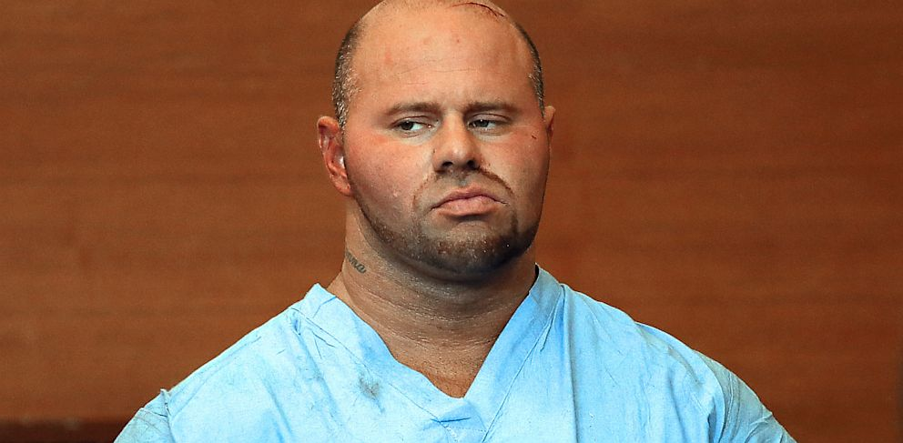 PHOTO: Jared Remy in court