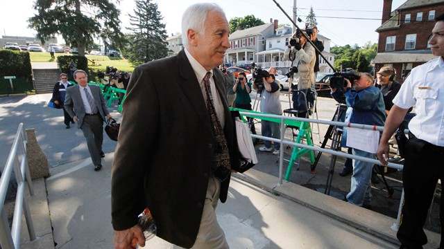 First jurors picked in Sandusky sex abuse trial