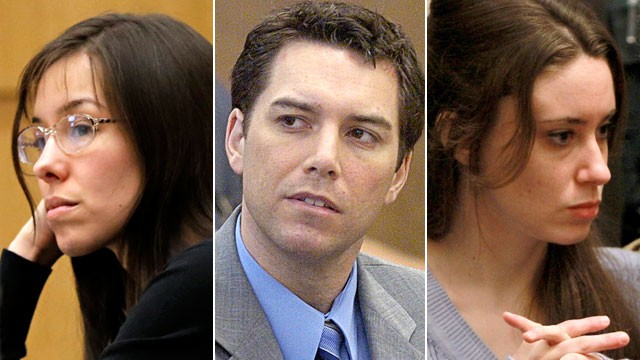 Casey Anthony and Scott Peterson