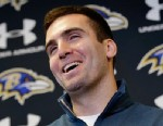 PHOTO: Joe Flacco