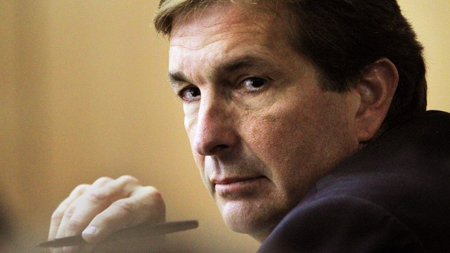 PHOTO: John Goodman sits in the courtroom during his DUI manslaughter trial, March, 22, 2012, in West Palm Beach, Fla.