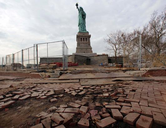 Lady Liberty Re-Opens
