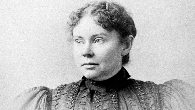 PHOTO: Lizzie Borden