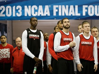 Underdog Wichita Takes On Louisville