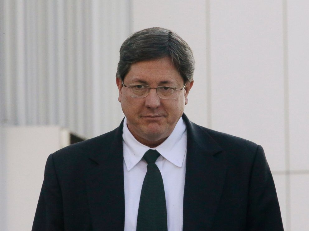 PHOTO: Lyle Jeffs leaves the federal courthouse in Salt Lake City, Jan. 21, 2015.