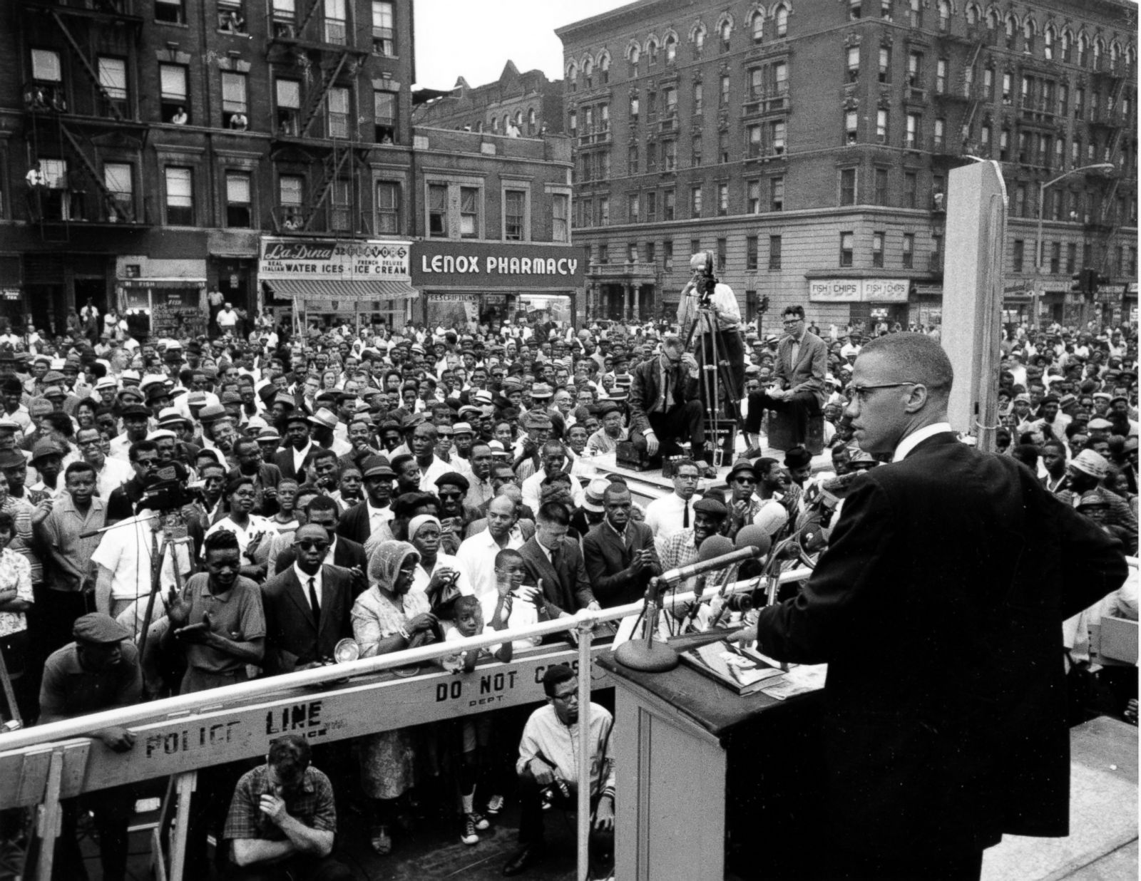 Malcolm X Through the Years Photos - ABC News