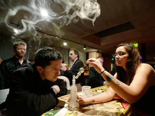 Pot Clubs, Smoking Rooms Test Laws