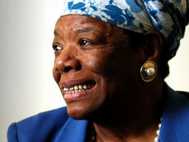 Stars, Politicians Mourn Maya Angelou's Death
