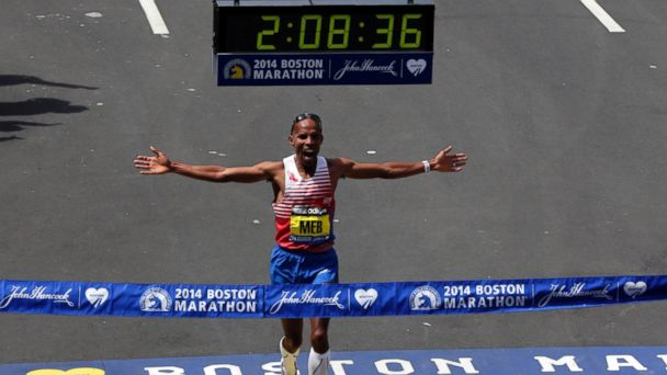 ap meb keflezighi kb 140421 16x9 608 How Boston Marathon Winner Meb Keflezighi Honored Victims