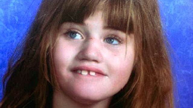 mikaela lynch a 9 year old autistic girl who is missing is seen in