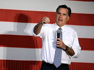 Ad Alleges Romney Role in Tax Scandal
