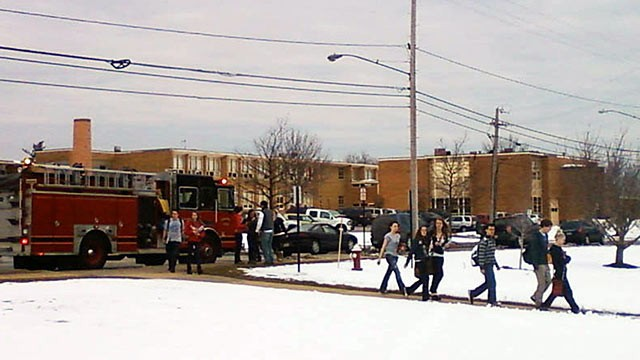 Chardon High School Shooting Left 'Friends Laying All Over the Place'