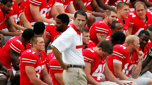 PHOTO: On YouTube, Facebook and In the Stadium, Buckeyes Ramp Up Hospitality Toward Rival Penn State