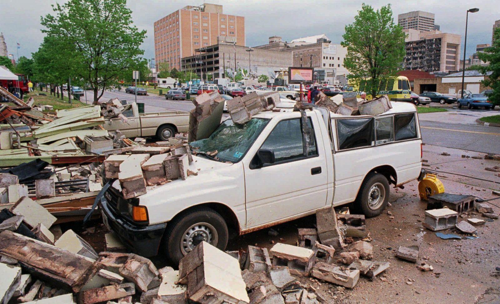 oklahoma bombing 1995