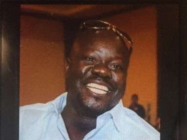 PHOTO: This undated cellphone photo released by Dan Gilleon, the attorney for the family of Alfred Olango, shows Alfred Olango, the Ugandan refugee killed Tuesday, Sept. 27, 2016, in El Cajon, Calif.