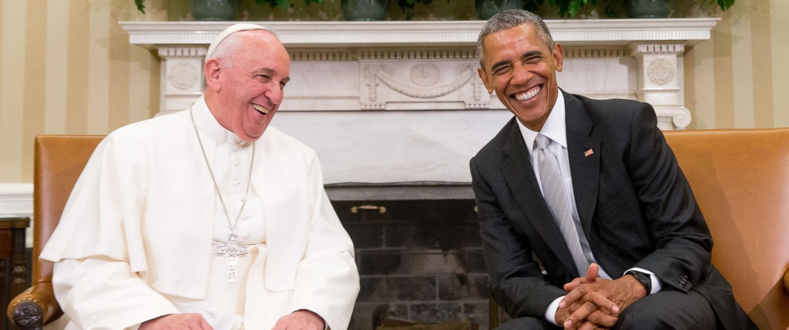 Image result for pope francis obama