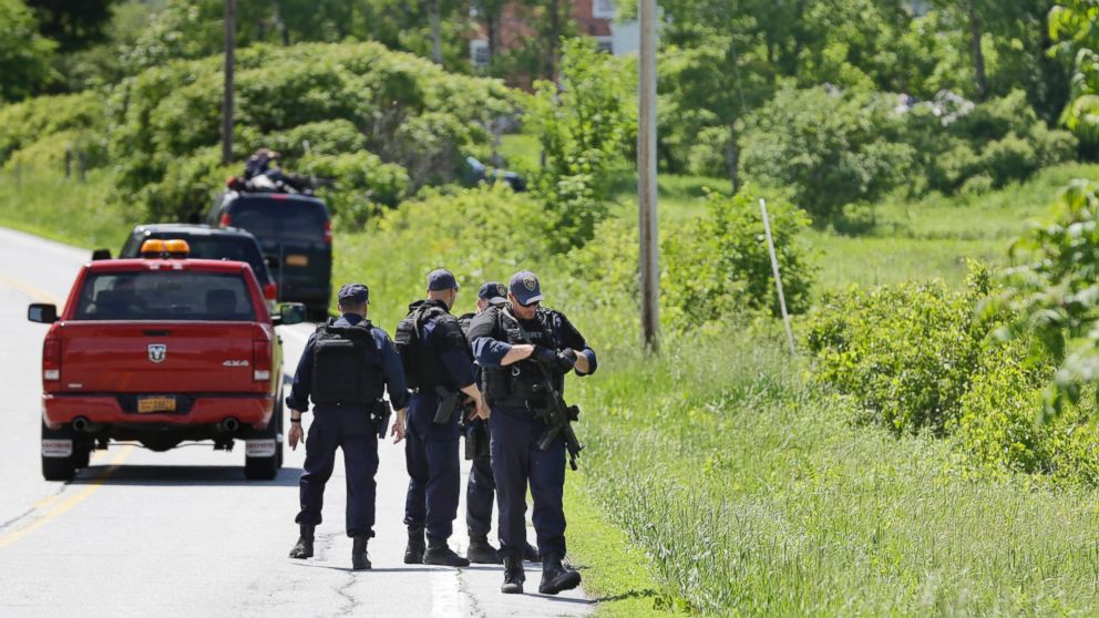 NY Prison Escape Prompts 'Suspicious' Sighting Call to ...