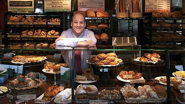 PHOTO: Panera Bread Co. CEO Ron Shaich