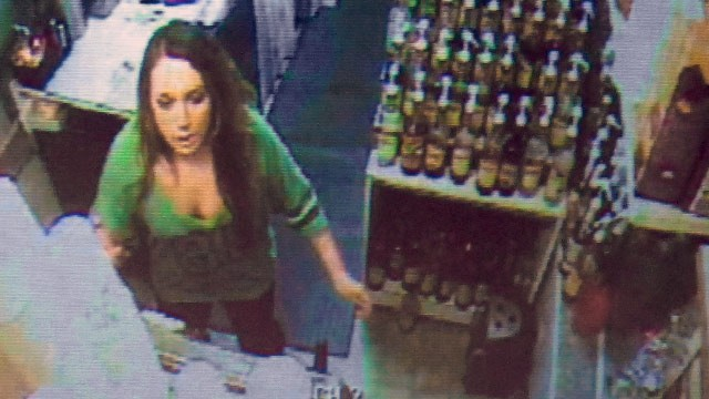 PHOTO: Samantha Koenig surveillance still