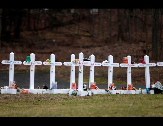 Remembering Sandy Hook School Shooting Victims