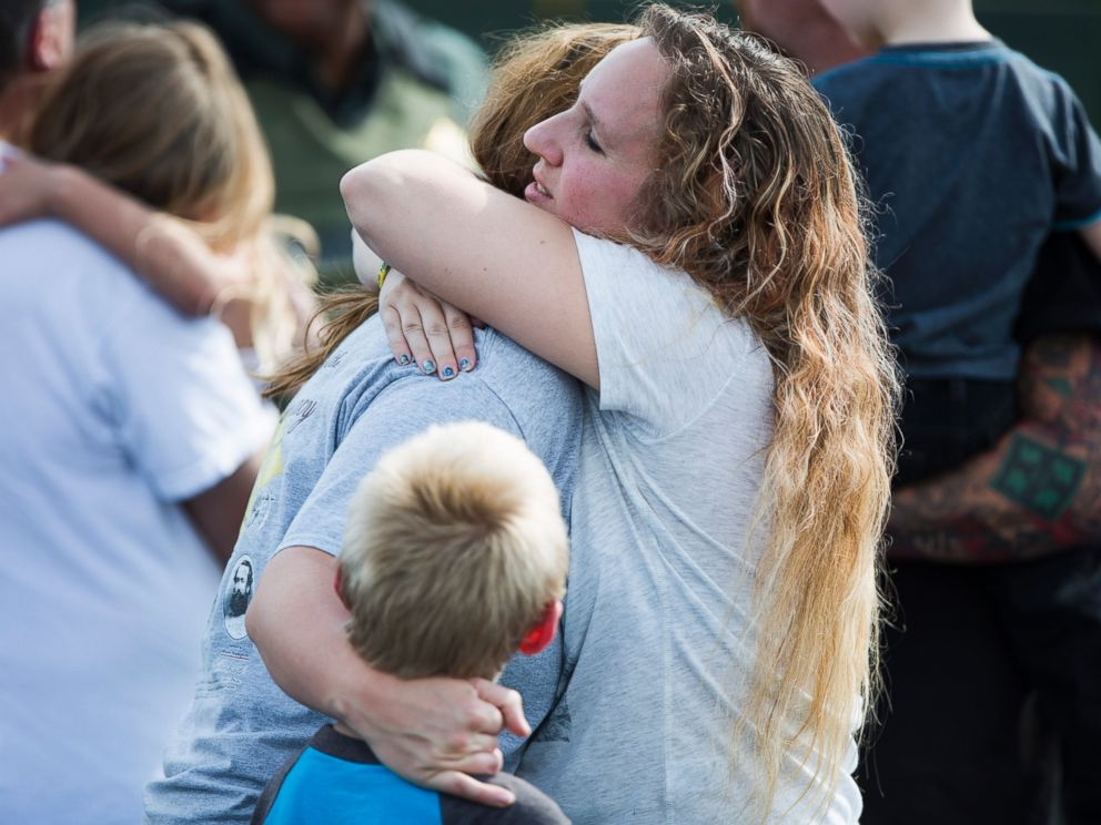 Teen's mother 'shocked and saddened' by school shooting
