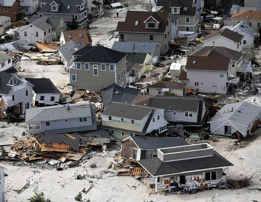 Assessing Sandy's Destruction
