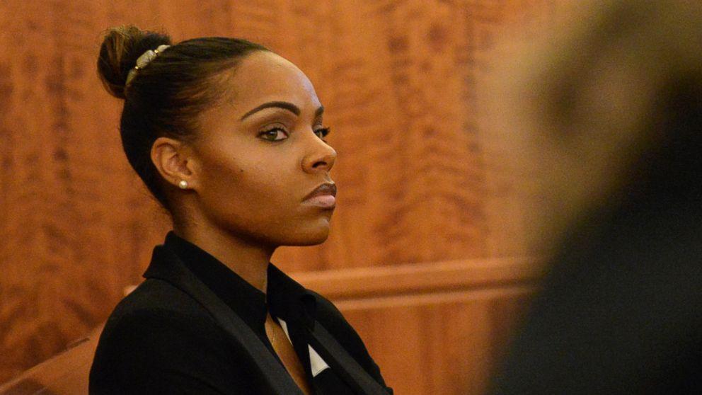 Aaron hernandez girlfriend in court aaron hernandez trial nfl star s