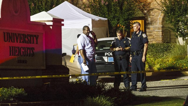 THREE SLAIN AT POOL PARTY IN AUBURN, ALABAMA