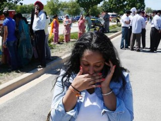 Photos: Family, Friends, Victims Mourn Sikh Temple Shooting