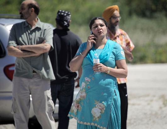 Sikh Temple of Wisconsin Shooting