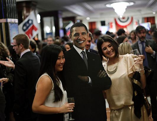Celebrations Around the World for President Obama