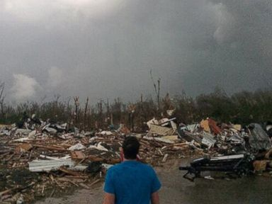 At Least 12 Dead as Tornadoes Rip Through Central, Southern US