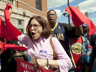 Chicago Teachers Strike After Last-Ditch Talks Fail
