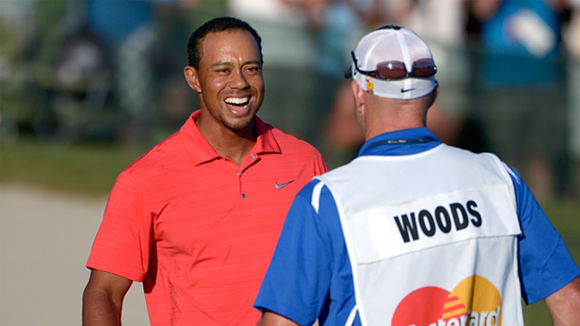 PHOTO: Tiger Woods